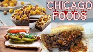 CHICAGO FOODS