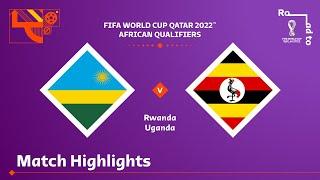 Руанда  0-1  Уганда видео