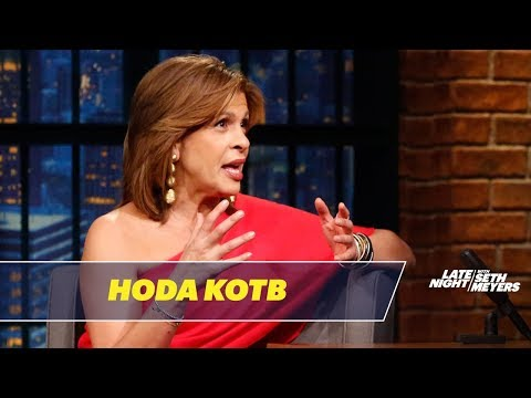 Hoda Kotb Explains Why She and Kathie Lee Drink on TODAY