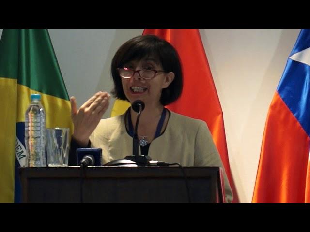 Rendición de cuentas 2018 - Gina Benavides Llerena