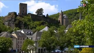 Zoom Luxembourg la belle campagne   Le journal du Week end  TF1