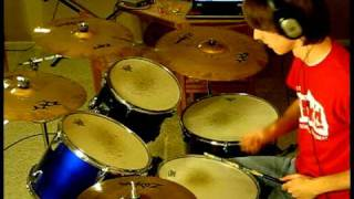 Stolen (Dashboard Confessional) - Drum Cover