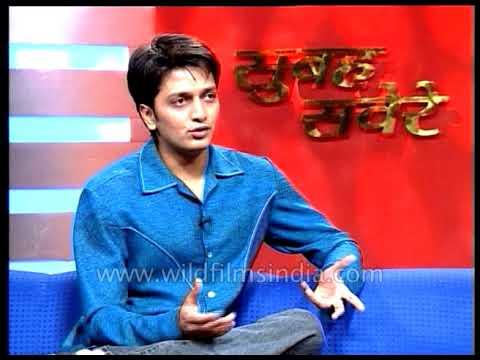 Ritiesh Deshmukh speaks about his film 'Tujhe Meri Kasam'
