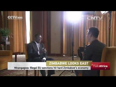 CCTV Talk Africa: Zimbabwe Looks East
