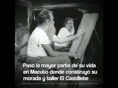 Reverón, pintor de la Luz.