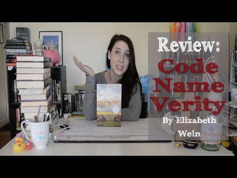 REVIEW: Code Name Verity by Elizabeth Wein