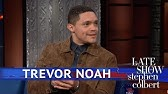 Trevor Noah Is Stealing 'Executive Time' From Trump