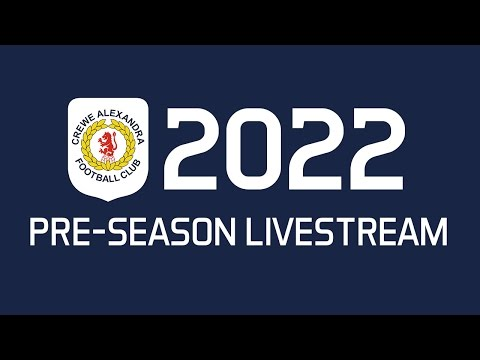 Youth Squad Legends - Crewe Alexandra (Pre-Season 2022)