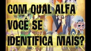 A PERSONALIDADE DE CADA UM DOS ALFAS ANIMAL JAM!