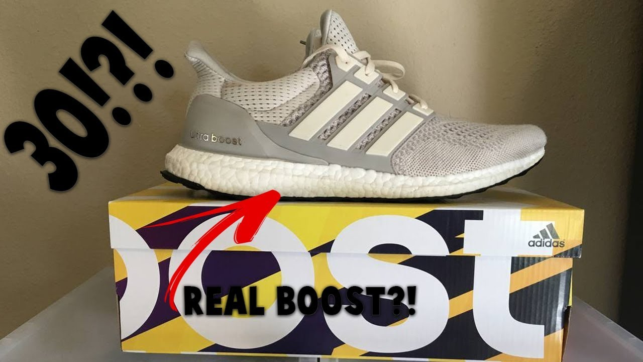 35aa0922e  30 ULTRABOOST !  BEST REPLICA ULTRABOOST (Lin Boostmaster Tutorial ...