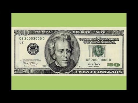 Amazing 20 Dollar Bill | How To Fold Money | $20 Pentagon Twin Tower Conspiracy | MichaelWilliams67