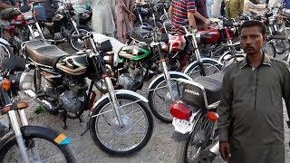Sunday Bike Market | Largest Bike Market of Karachi Pakistan |