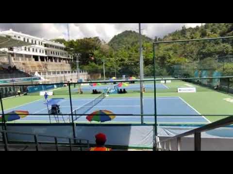 PON XX Papua: Hasil Cabor Tenis Tunggal Putra Perempatfinal