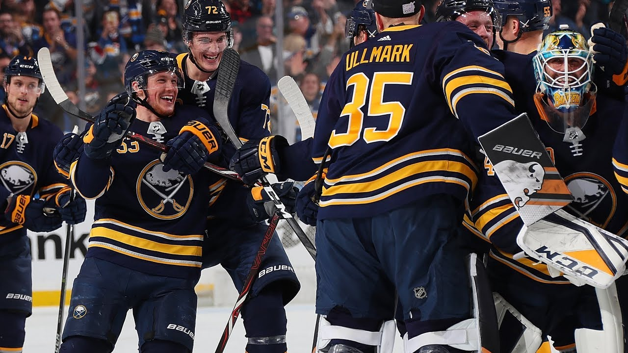 a look back at the highlights of the buffalo sabres 10 game win