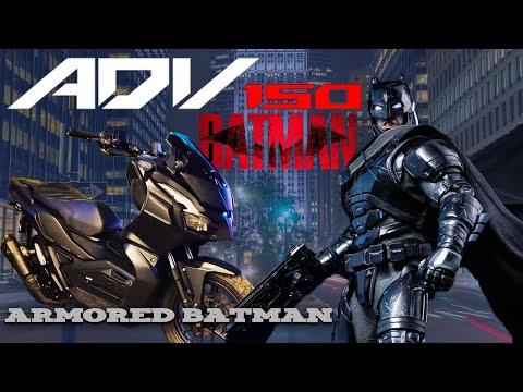 Batman Honda ADV 150