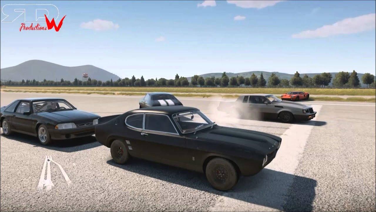 2015 Buick Grand National >> Forza Horizon 2 Online | Street Racing - G-Body, Capri, Mustang, GT, Camaro And More - YouTube