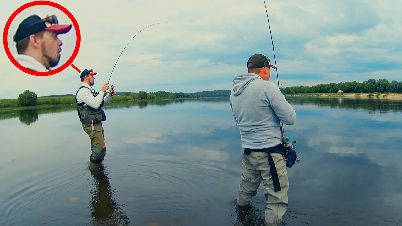 рыбалка на талмане