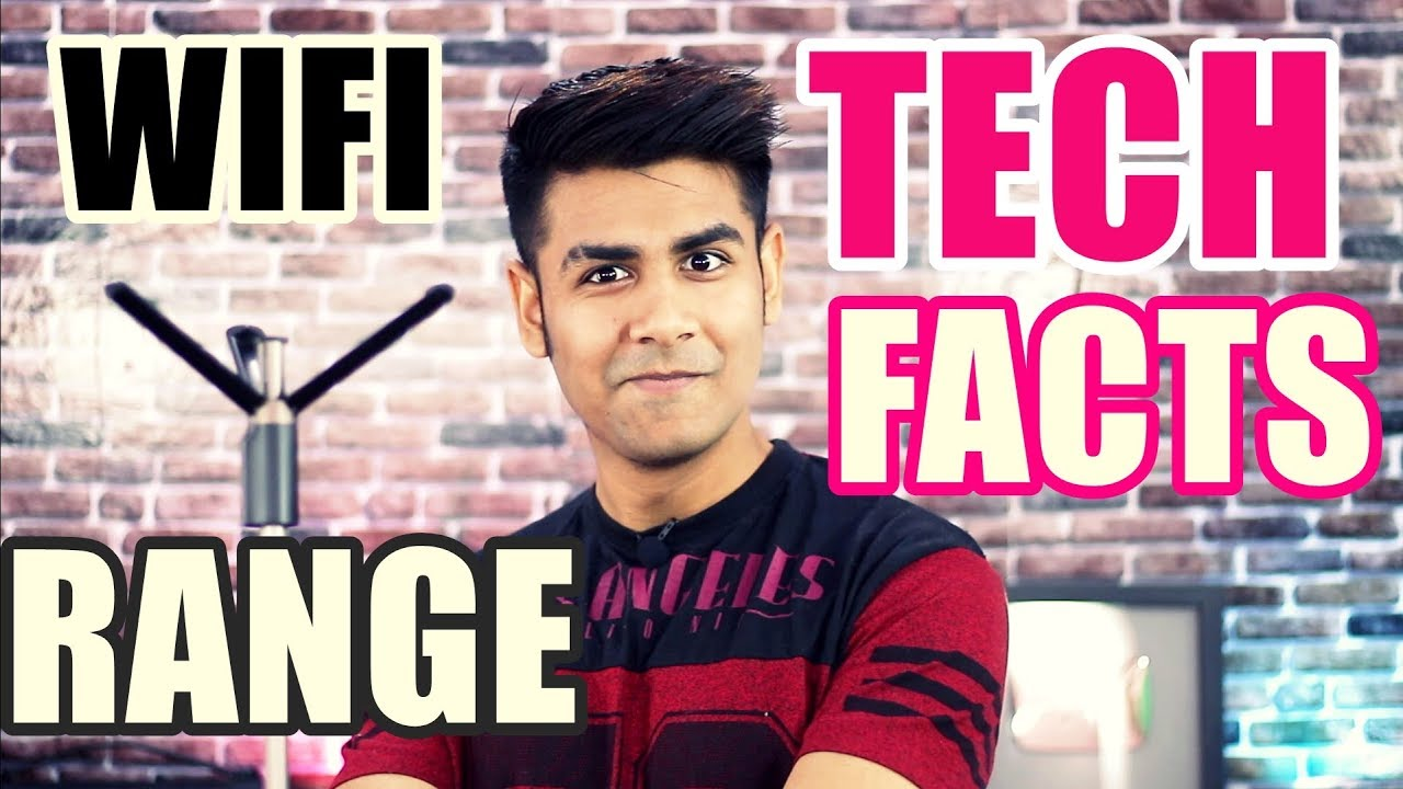 What is the range of WiFi ? | Unknown Things About Wifi|  Technology Facts
