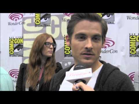 """WonderCon 2013: Kevin Zegers from """"The Mortal Instruments"""" Interview"""