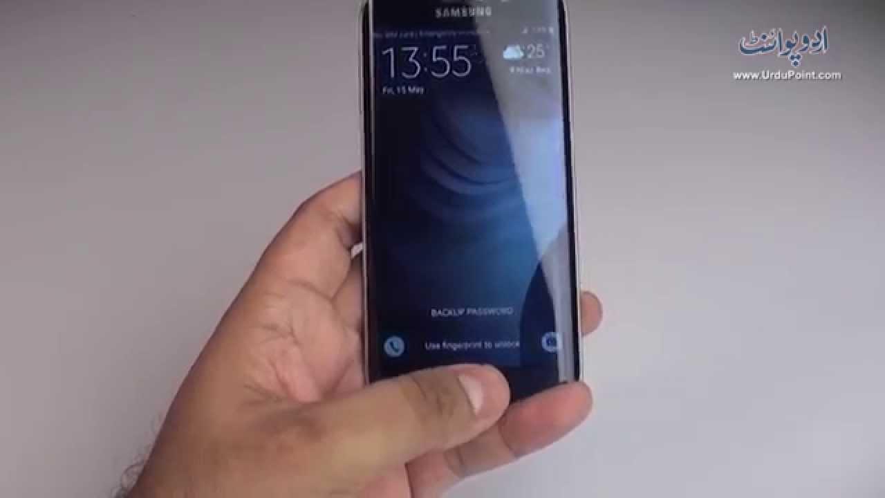 Samsung Galaxy Edge S6 Review In Urdu