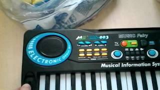 Как научиться играть собачий вальс на синтезаторе