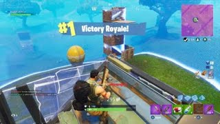 Fortnite 15 Kill Solo Win as a No Skin