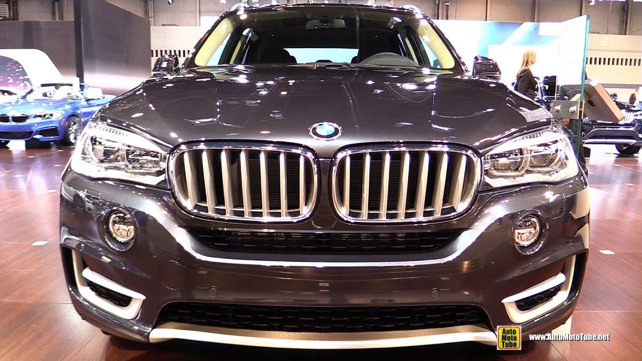 2015 BMW X5 XDrive 50i