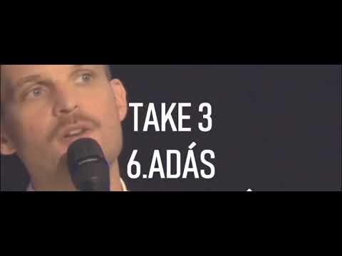 TAKE 3 - GOD IS A WOMAN (X-Faktor) Székes feladat