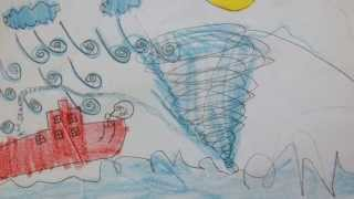 The Water Cycle Song! (Seoul 3rd Graders)