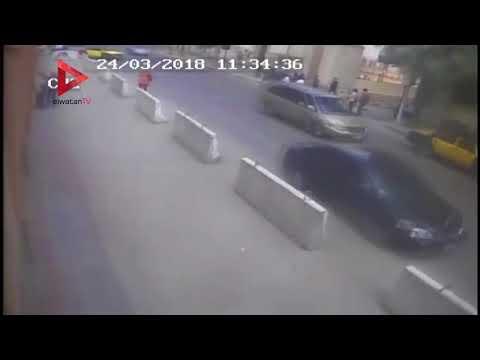 مرور سيارة بموقع «تفجير الإسكندرية» يشتبه باستخدامها في الحادث
