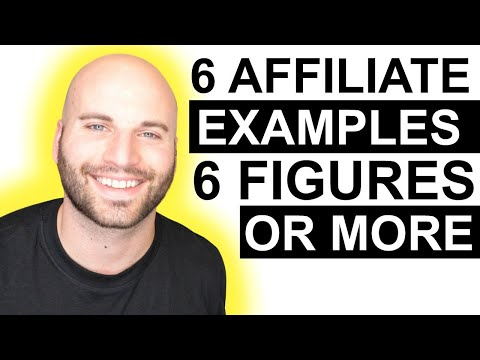 Affiliate Marketing In 2020: 6 REAL Examples To Make Money With Affiliate Marketing