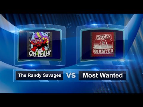 The Randy Savages vs Most Wanted - Pool Play - Music City Kickball Open Open #MCKO2015