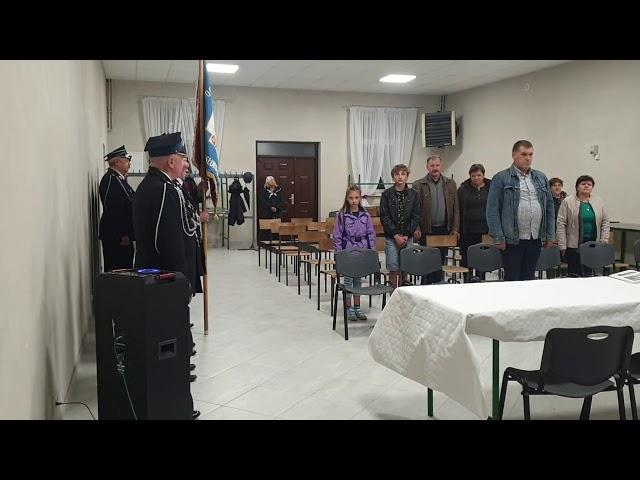 Upamiętnienie 80 rocznicy bombardowania Słubic - 17.09.1939-17.09.2019 - OSP Słubice