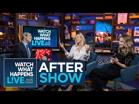 After Show: Does Vicki Gunvalson Think She Comes Off Desperate? | RHOC | WWHL