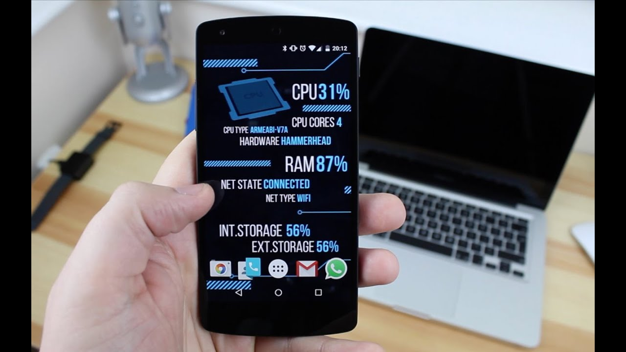 How to find out all the details of your Android device with a single app 1
