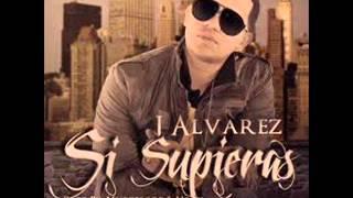 Si Supieras J Alvarez (Gold Edition) xXkevinXx - instrumental completo 2012.