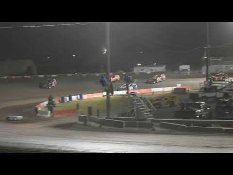 Part 2 of the Modified A Feature @ Beatrice Speedway on 06/28/2019