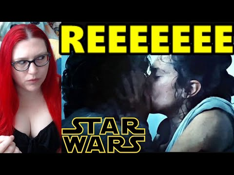 Reylos Mass Report That Star Wars Girl Over An Opinion!