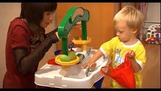 Как Приучить Ребенка к Детскому Саду | АДАПТАЦИЯ к Садику | Советы Родителям 👪(Как приучить ребенка 2 лет к садику Подписывайтесь на канал
