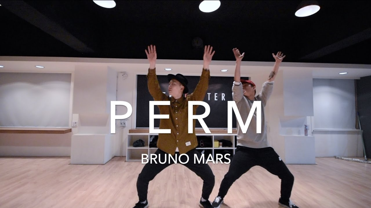 Perm Bruno Mars Ji Hoon From Assall X Fun Q From Assall Choreography One Day Pop Up