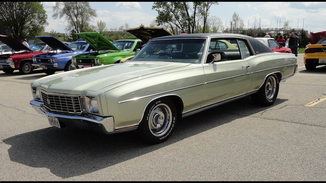 1972 Chevrolet Chevy Monte Carlo in Pewter Silver Paint   My Car     1972 Chevrolet Chevy Monte Carlo in Pewter Silver Paint   My Car Story with  Lou Costabile   YouTube