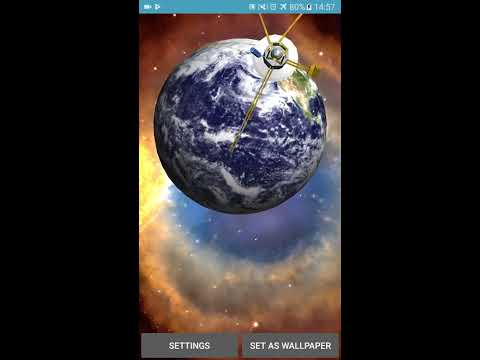 Planet Earth 3D Live Wallpaper 4K - Apps on Google Play