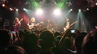 Polyphia Crush live in Osaka 2019-10-05