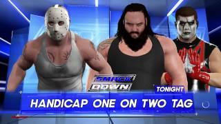 """WWE 2K17 - Прохождение на русском - часть 2 - """"Кривая"""" игра"""