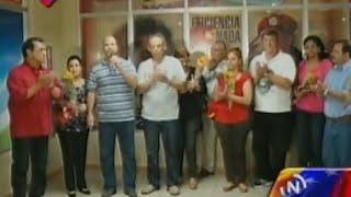 Héroes cubanos visitan el estado Barinas