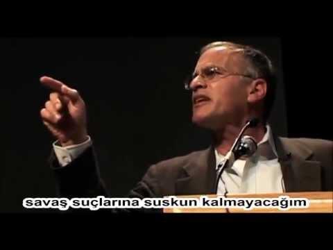 Prof. Dr. Norman Finkelstein'dan Yahudi öğrenciye Tarihi Cevap!