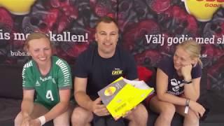 Lindqvist mot Bjärrenholt i godismästerskap