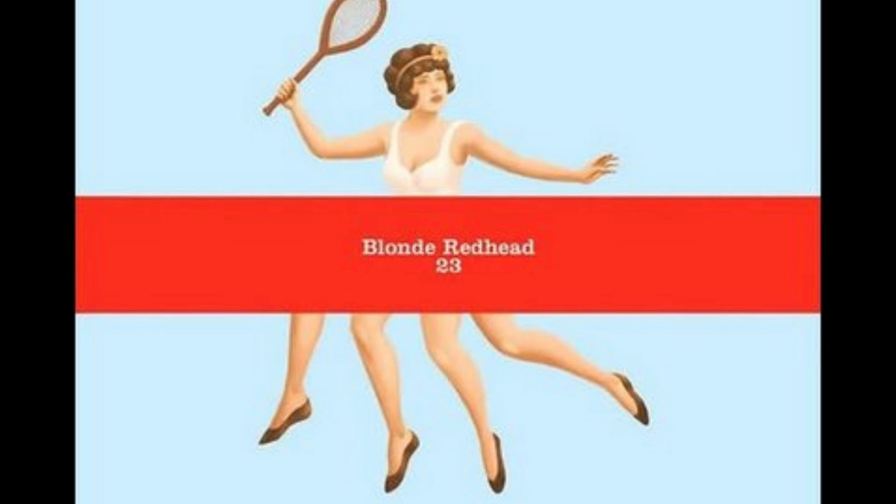 Blonde redhead spring and by summer