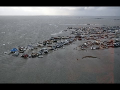Hurricane Sandy's Aftermath in New Jersey: A First Hand Account