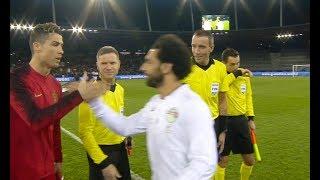 Download C. Ronaldo vs Mo Salah (Performances Comparison) | Portugal - Egypt 2018 Mp3 and Videos
